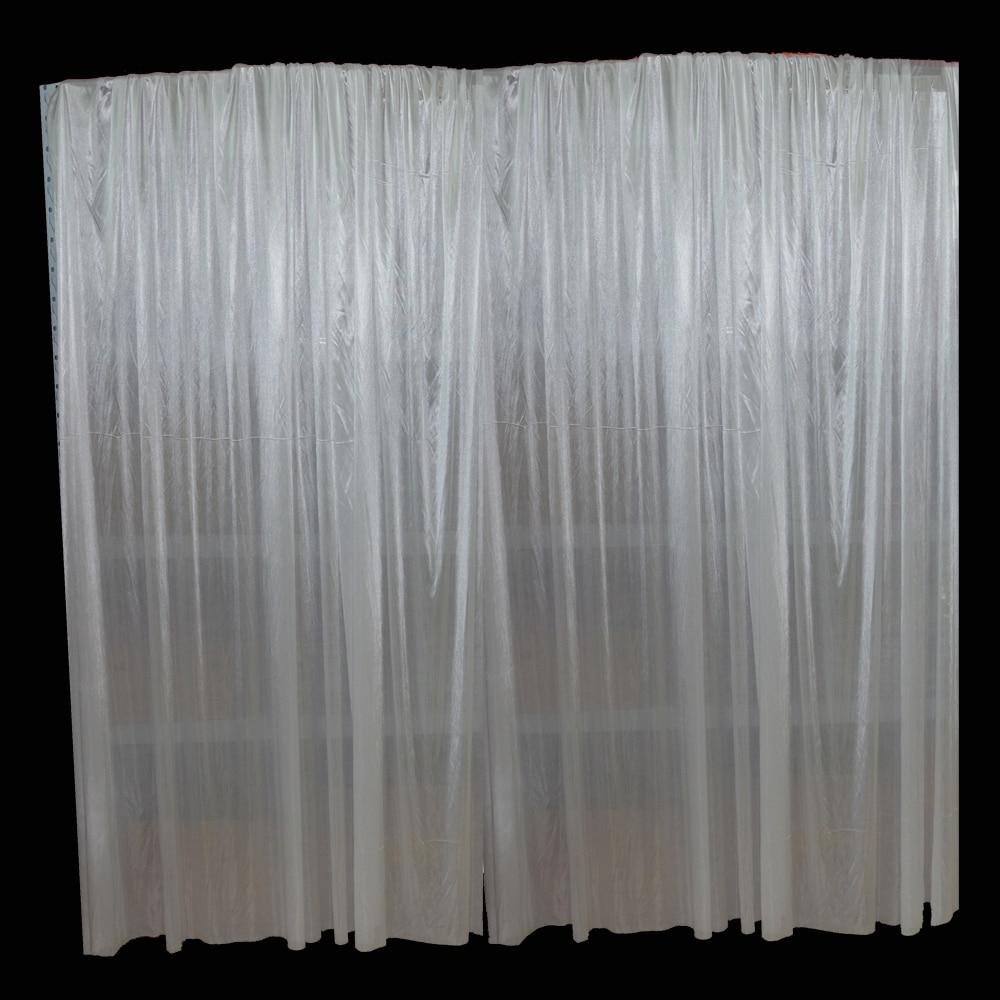 4*8 м ледяной шелк свадебный тканевый фон занавеска фон для трубы и драпировки