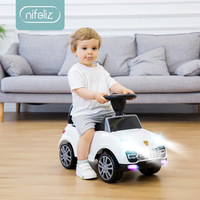 Children Electric Four wheeled Toy Car 1 3 Years Old Baby Scooter with Music Yo yo Baby Stroller Baby Walker Ride on Toy Car