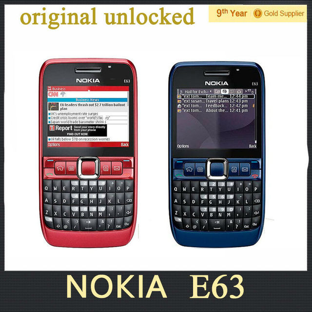 e63 original nokia e63 cell phone 2 4 inch 2mp camera symbian os rh aliexpress com