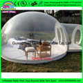 PVC Bubble Inflatable Tent ,Transparent Outdoor Single Tunnel Camping Tent,Clear Inflatable Lawn Tent