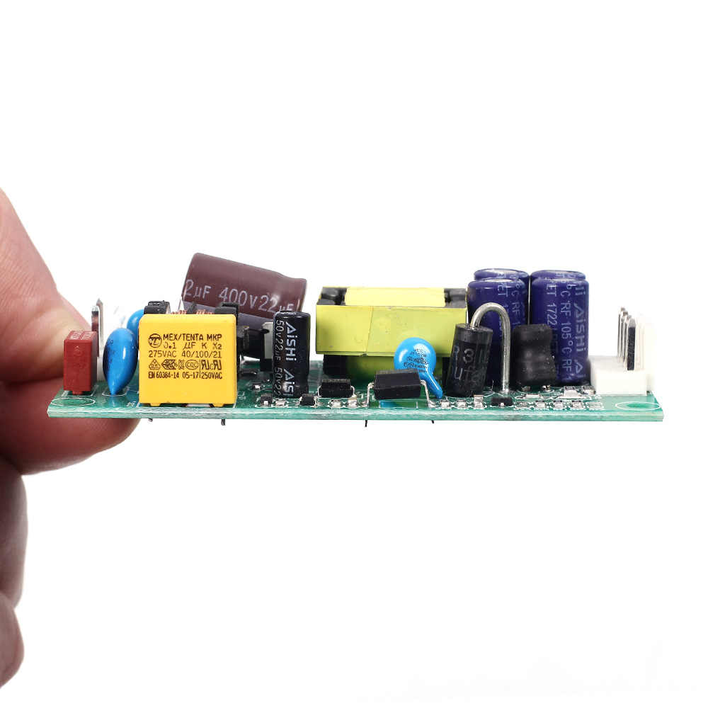 CHUN-Accessory Input AC85-265V Dual Out AC to DC Power Module Supply Isolation Output 24V//5V