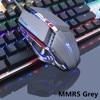 MMR5 Silver gray