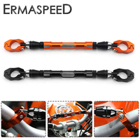7 8 22mm CNC Motorcycle Extendable Handlbar Rebar Balance Bar For KTM Duke 200 390 690