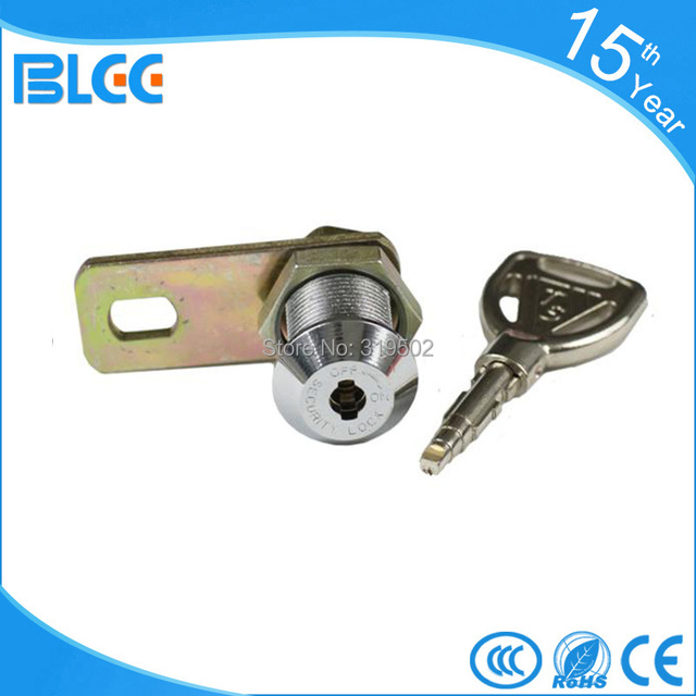 TZ 17mm Blee design security gaming machine cam lock door latching lock(12  sc 1 st  AliExpress.com & TZ 17mm Blee design security gaming machine cam lock door latching ...