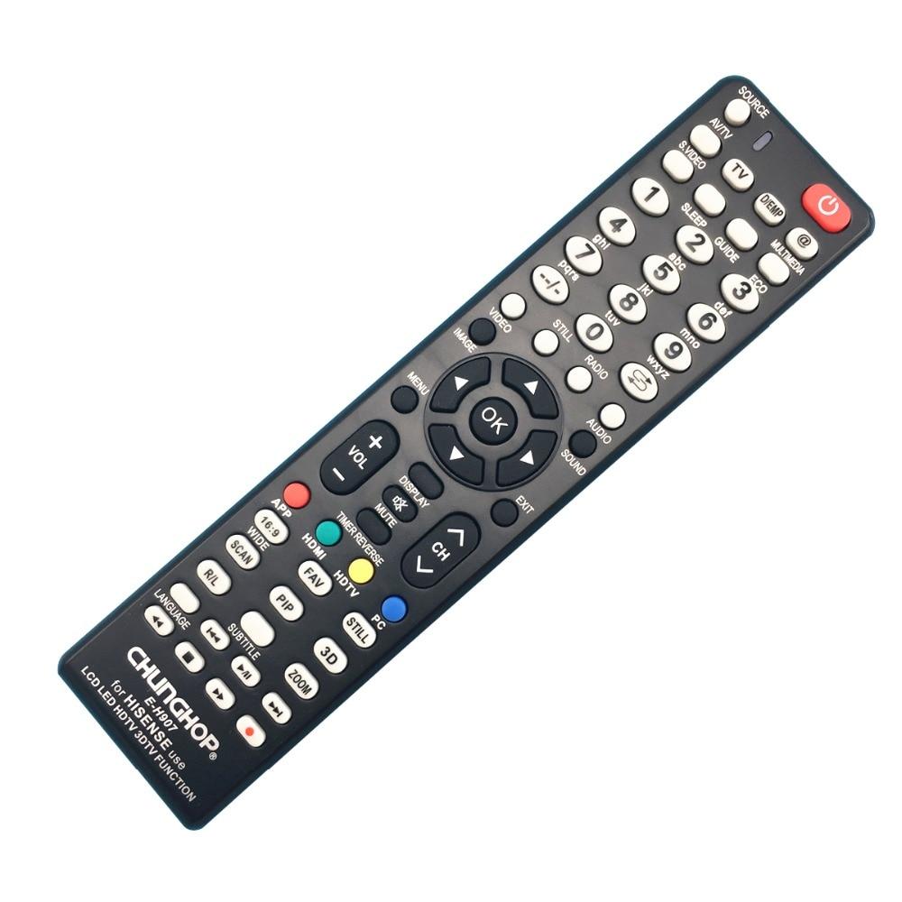 remote control suitable universal for hisense tv hydfsr-0107 cn-31658 cn-22601 cn-302905 cn-22606 cn-32907a cn-21633 cn-21656 kawai cn 37 w
