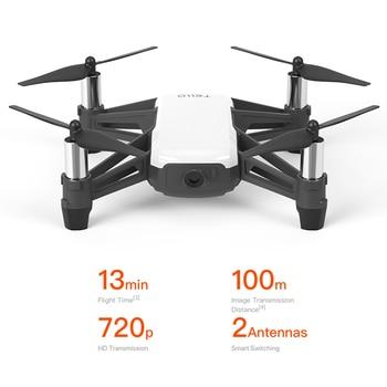 DJI Tello Drone & Bag & GameSir T1d & Cover 720P HD Transmission Camera APP Remote Control Folding Toy FPV RC Quadcopter Drone 2