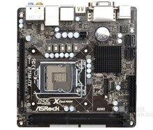 B75m-itx b75 ITX 17 Motherboard Perfect E3 1230 Training Computer Case