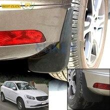 Set OEM Fitment Car Mud Flaps For VOLVO XC60 2014 - 2017 31359689/90 Mudflaps 2015 2016 Splash Guards Mud Flap Mudguards Fender