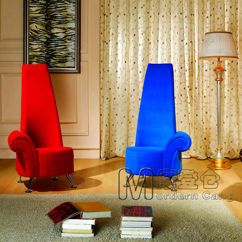 fashion high back living room sofa single sofa chair cafe chair chairs empress hotel lobby chair chairin restaurant chairs from furniture on - High Back Chairs For Living Room
