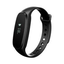 Оригинальный Бонг 3 HR сердечного ритма Monitores Браслет Сна Трекер оксиметрии браслет Спорт SmartBand IP67 для Meizu M3 мини мобильный