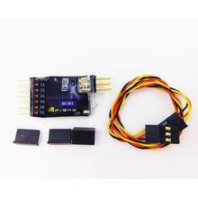 Feiying frsky mini sensor de tensão lipo mlvss para x8r x6r x4r x4rsb xsr receptores