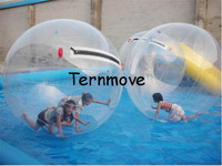 Transparent Water Walking Ball,Zorbing Water Balls for pool, Walking Roll Ball,import aqua rolling ball for Kids and Adult