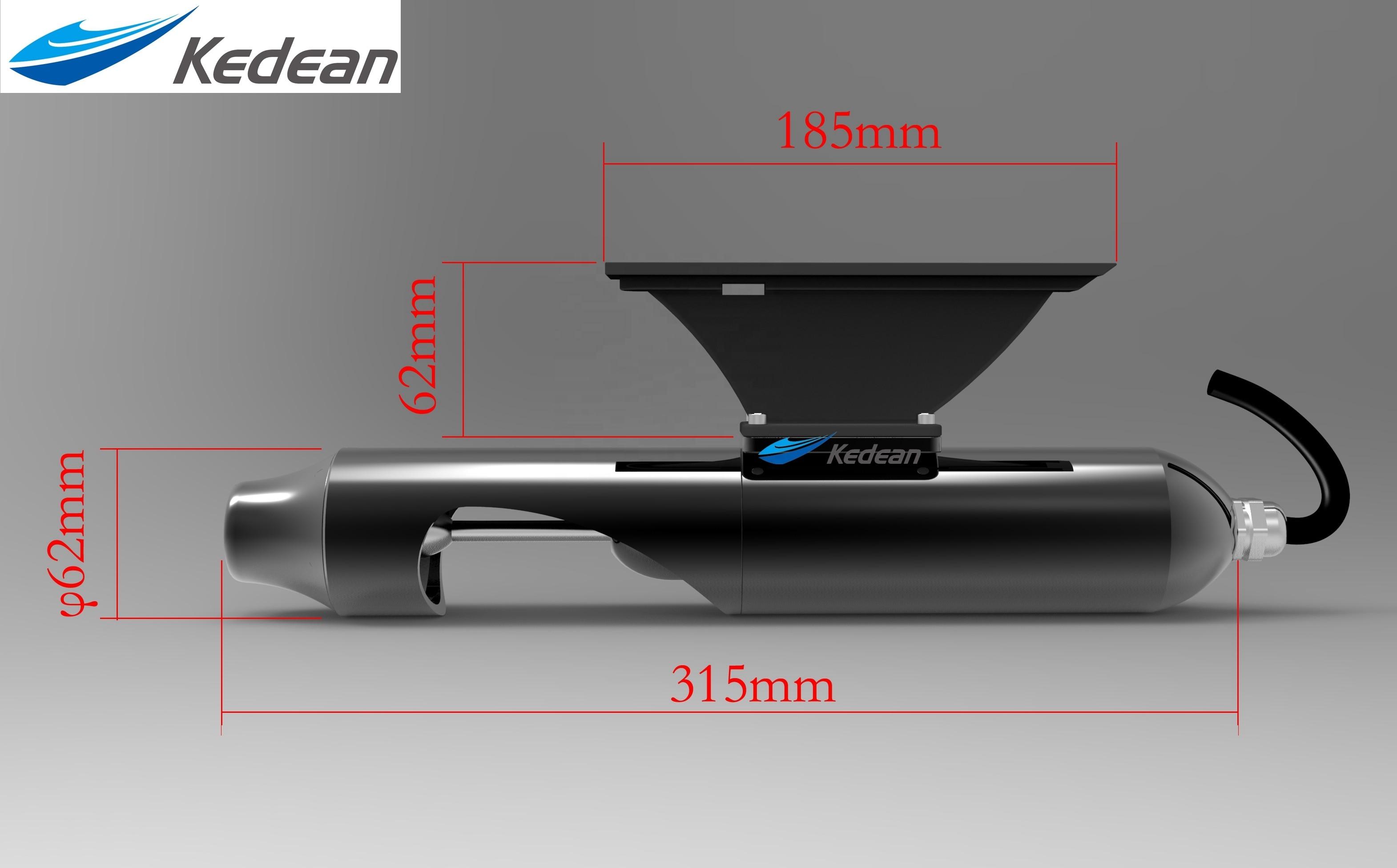 8b9e0fd0a9a91d Size informatie. Product attributen. De KEDEAN propeller/Elektrische fin ...