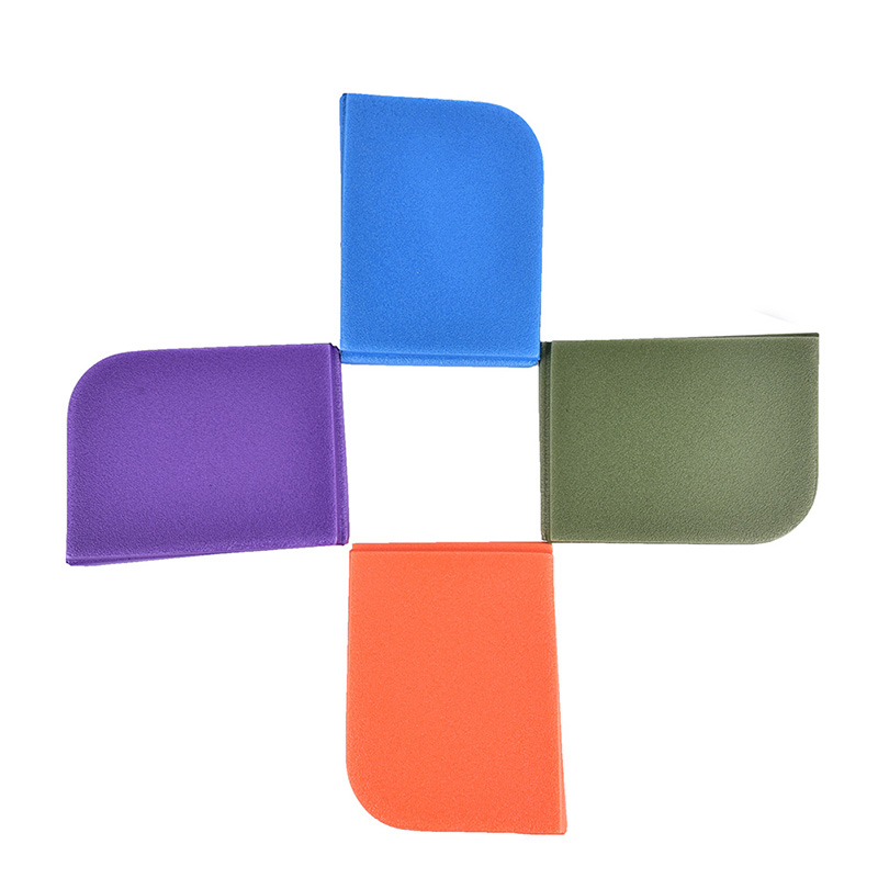 Foldable Camping Foam Seat Cushion Sitting Mat Outdoor Hiking Picnic Pad 38.5cm*28cm*0.6cm 1PCS