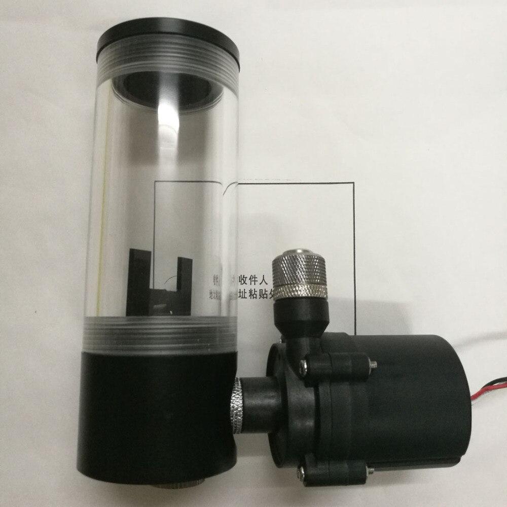140-mm cilinderwatertank + SC600-pomp alles-in-een set Maximale - Computer componenten - Foto 6