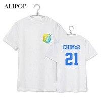 Youpop KPOP BTS Bangtan Boys Summer Package Album Shirts K POP Casual Cotton Tshirt T Shirt