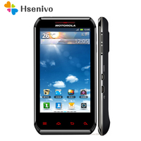 XT760 100% Original Unlocked Motorola XT760 Mobile Phone Andriod 4.0Touch screen 2GB Rom 768 Ram cell phone Free Shipping