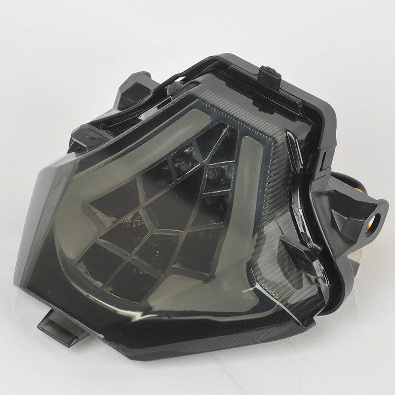 עבור ימאהה MT-07 R25 R3 R3 2013 - 2016 LED זנב אור - אופנוע אביזרים וחלקים