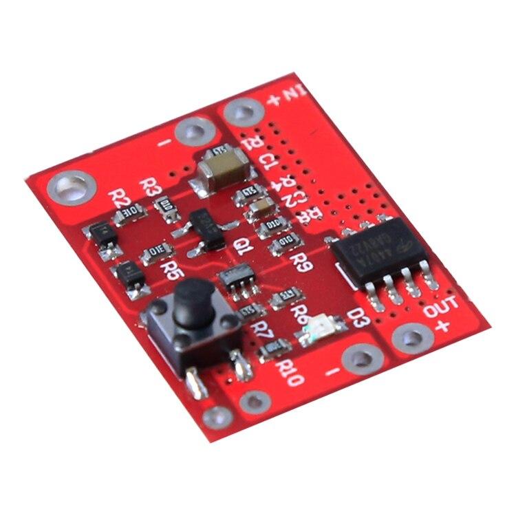 3 шт. 5 шт. 1 канал электронный переключатель модуль платы широкое напряжение Максимальный рабочий ток 3A научный эксперимент DIY