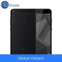 Dreami Global Version Original Xiaomi Redmi 4X 3GB 32GB 5 Inch Mobile Phone 4 X Snapdragon 435 CE FCC 4100mAh 13MP