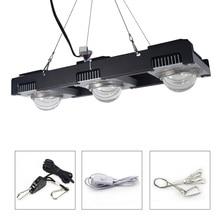 Светодиодный светильник Cree CXB3590 Citizen 1212, 300 Вт, полный спектр для выращивания растений в помещении, теплицы, Гидропонные растения, замена 600 Вт HPS лампа