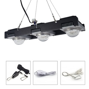Image 1 - Lampe horticole de croissance Led, Citizen Cree CXB3590, 1212, 300W, éclairage à spectre complet pour serre/chambre de culture hydroponique intérieure, remplace une lampe HPS 600W