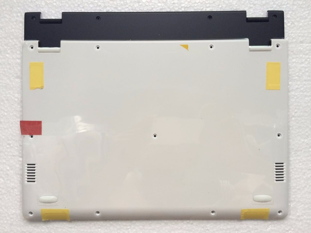 New Original For Lenovo Yoga 3 11 Bottom Base Cover Case Black AP19O000330 White AP19O000320 new original for lenovo thinkpad yoga 260 bottom base cover lower case black 00ht414 01ax900