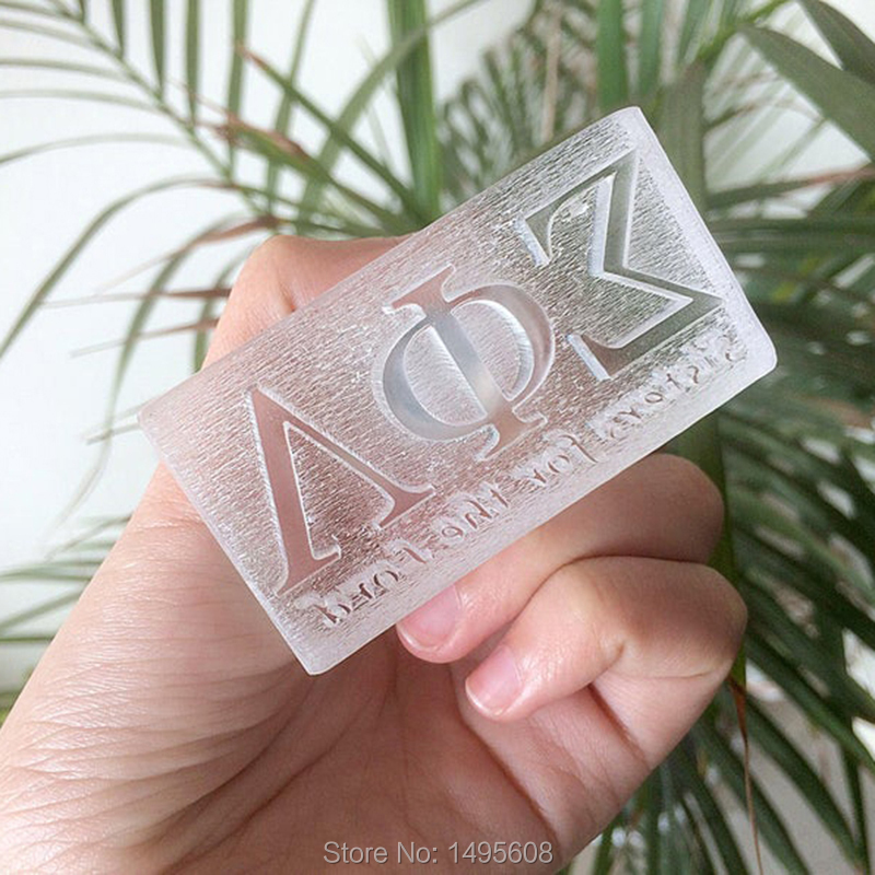 Custom Handmade Soap Stamp, Personalized Cookie Stamp, Embosser Soap Stamp , Acrylic Glass Soap Stamp ,Mold Chocolate Stamp