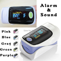 +Alarm! health care OLED display Fingertip Pulse Oximeter, Blood Oxygen SpO2 saturation oximetro monitor Sound&Visual alarm