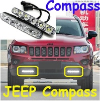 LED,Compass daytime Light,comanche,commander,patriot fog light,cherokee headlight,Liberty taillight;tj