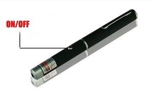 Image 3 - TouYinger באיכות גבוהה 5mw מקרן לייזר מצביע אדום אור לייזר עט גבוהה מופעל מגיש לייזר 1pc סיטונאי