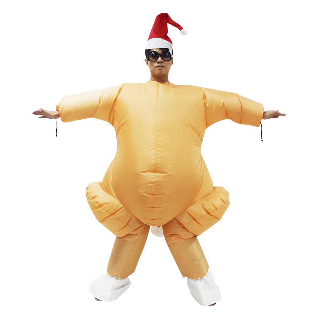 Inflatable Roast Turkey Costume Halloween Chicken For Adults Inflatable Christmas Fancy Dress Mascot Cosplay Costume Clothing-in Anime Costumes from Novelty ...  sc 1 st  AliExpress.com & Inflatable Roast Turkey Costume Halloween Chicken For Adults ...