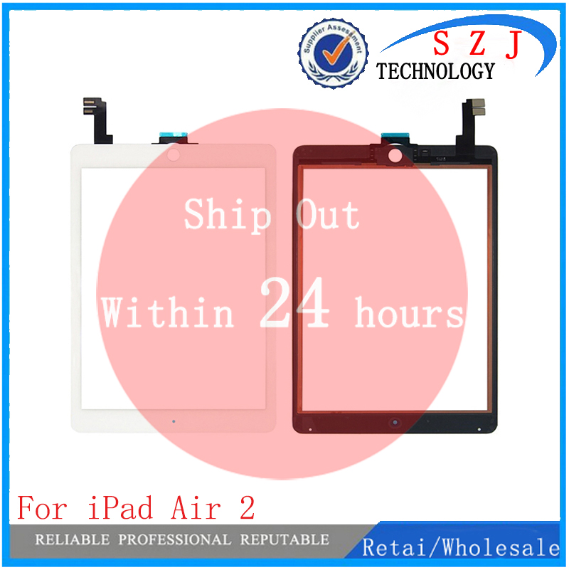 New 9.7'' inch For Ipad air2 Ipad air 2 touch screen glass digitizer front Glass Digitizer panel original for ipad6 Ipad 6 цена