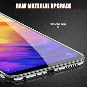 Image 5 - Cristal Protector de pantalla para Xiaomi, Protector de vidrio templado con pegamento completo para Xiaomi Mi 9 SE 9T CC9 CC9E A3 Lite 7 7A K20 Note 7 Pro