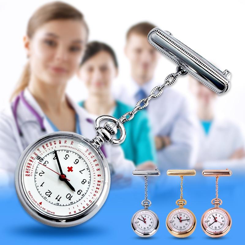 ALK VISION sjuksköterska klocka fob sjuksköterska fickklocka - Fickur - Foto 2
