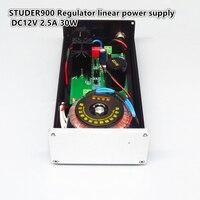 STUDER900 Regulator Linear Power Supply DC12V 2 5A 30W DAC Audio Decoder Professional Power Adapter