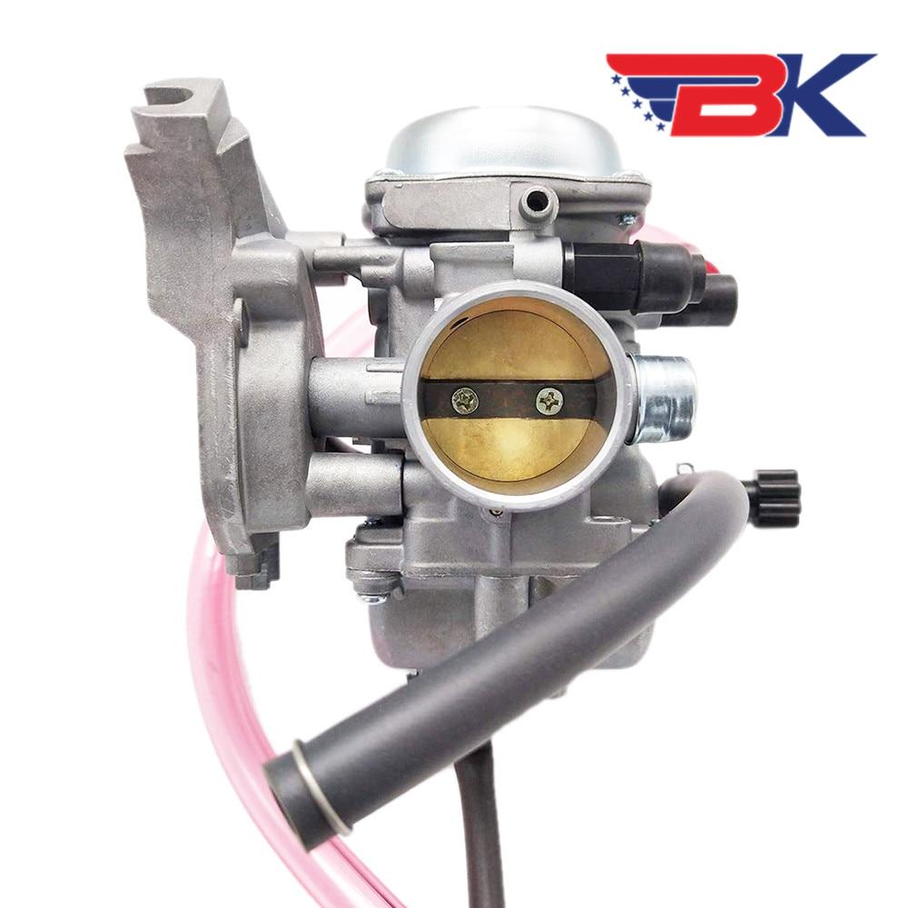 Keihin CVK Carburetor For Linhai 400cc Bighorn ATV Quad UTV 400 IRS Vergaser LH180MQ.13.2a