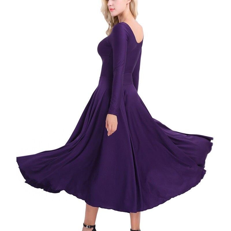 Women/'s Adult Long Sleeve Loose Fit Liturgical Praise Dance Tea Swing Long Dress