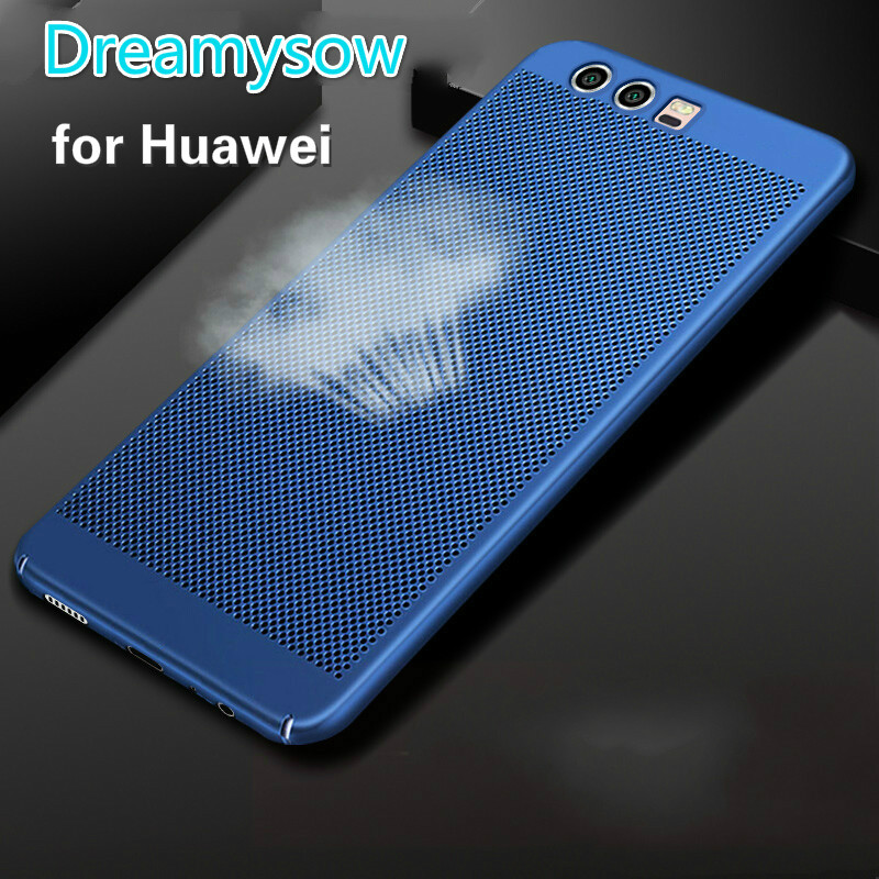 New!Heat dissipation Case For Huawei Honor 10lite 9i Ascend P8 9 20 Pro 10 V8 Honor 9 5C 8 Lite Y3 5 6 2017 Y7 Prime mate8 9Pro