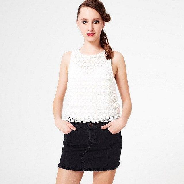 FREE SHIPPING 2013 New VANCL Women's Denim Skirt A-line Short Jean Skirt Soft Fashion Washed Design Mini Skirt Black