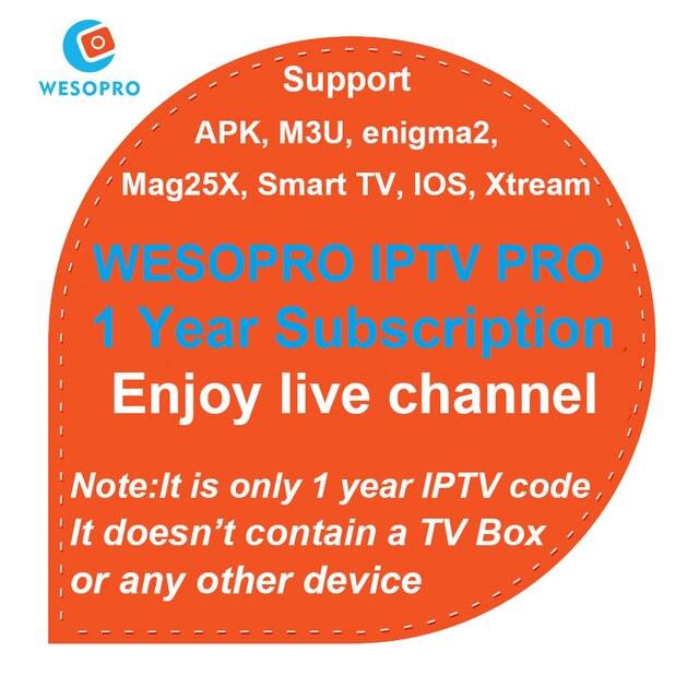 Árabe, francés portugués polaco alemán Italia España Países Bajos Bélgica Suecia Reino Unido nos CA IPTV de suscripción para Android TV Box M3U
