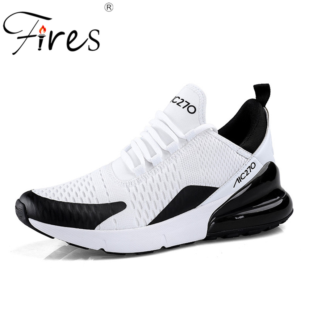 Men Running Shoes 45 46  Outdoor Flyknit Sneakers For Men Sports Shoes Air Cushion Athletic Zapatillas Hombre Jogging Shoes FlatMen Running Shoes 45 46  Outdoor Flyknit Sneakers For Men Sports Shoes Air Cushion Athletic Zapatillas Hombre Jogging Shoes Flat