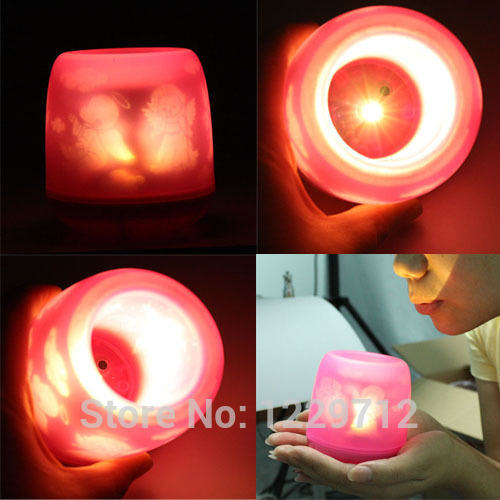 Novelty Lights Promo Code : Night light bulbs Unusual Christmas decorations One from the sale Discount Electronic Flameless ...