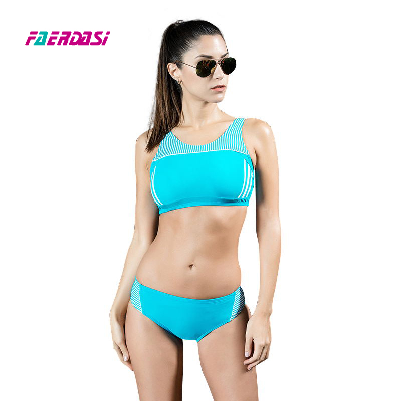Faerdasi Sports Bikini set ქალთა - სპორტული ტანსაცმელი და აქსესუარები - ფოტო 1