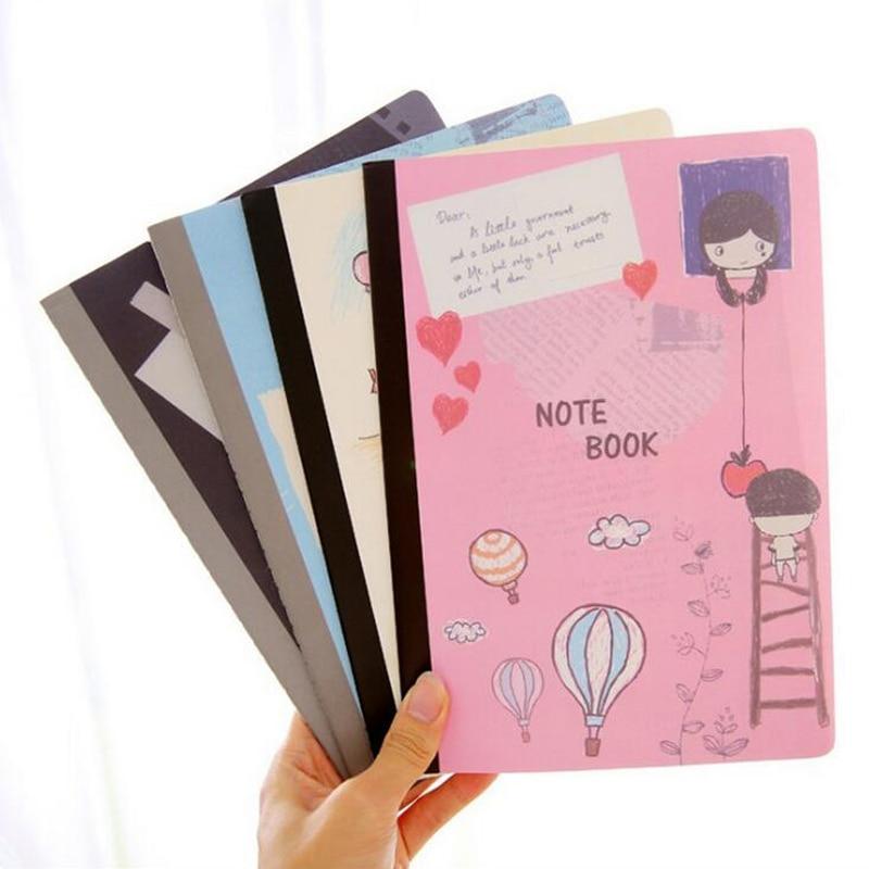 4 bucăți / Lot Dotted Notebook Drăguț jurnal de carte Festivalul - Blocnotesuri și registre - Fotografie 2