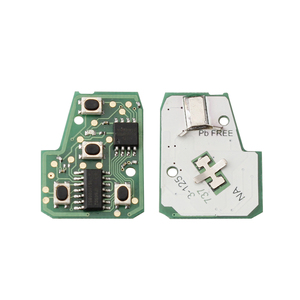Image 3 - BHKEY 314.4Mhz Remote key For Toyota Camry G/ H Chip optional For Toyota Camry Corolla 2012 2017 For Toyota HYQ12BDM HYQ12BEL