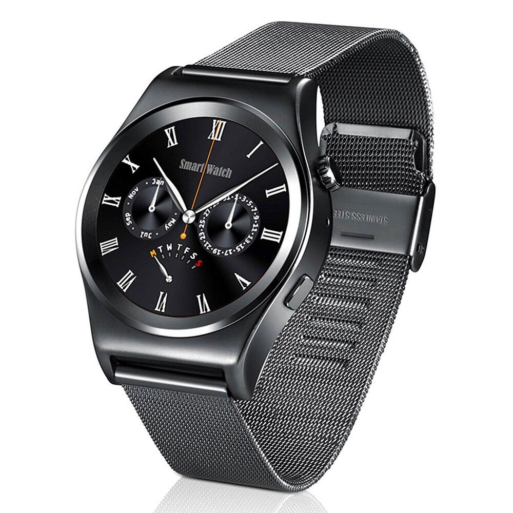 imágenes para X10 1.3 pulgadas IPS Pantalla Multi UI Bluetooth 4.0 Inteligente Reloj Con Monitor de Ritmo Cardíaco Rastreador de Ejercicios Mensaje Recordatorio de Llamada