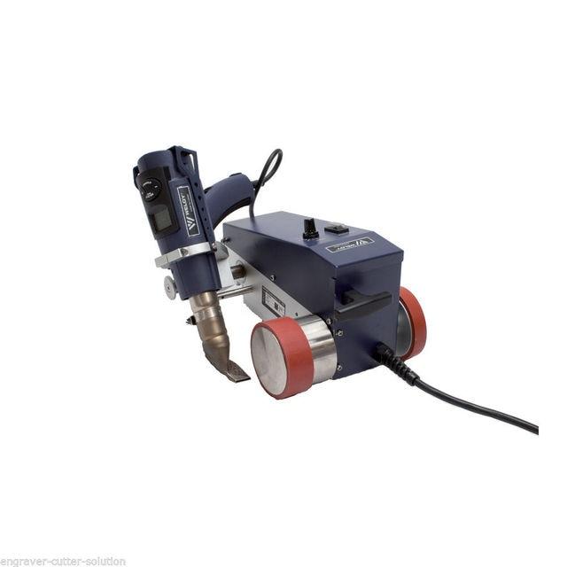 hot air welding machine/hot air welding machine hot air gun Weldy Foiler Plastic Welder Welding Machine , 30mm Welding Width