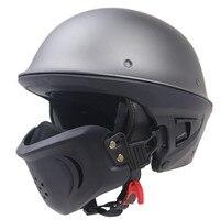 mat black motorcycle helmet DOT approved Rouge helmet ZR 666 model modular helmet for real riders