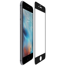 9H 3D Curved Carbon Fiber Soft Edge Tempered Glass For iPhone 6 6S Plus Phone Screen Protector Film For iPhone 7 8 x(China)